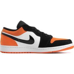 Nike Air Jordan 1 Low - White/Black/Starfish