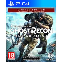 Tom Clancy's Ghost Recon: Breakpoint - Limited Edition