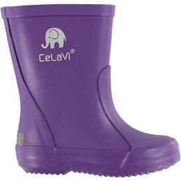 CeLaVi Basic Wellies - Purple