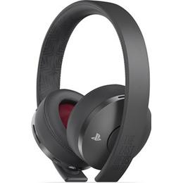 Sony Limited Edition The Last of Us Part II Gold Wireless Headset