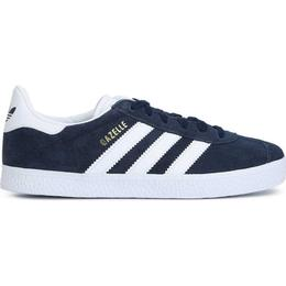 Adidas Junior Gazelle - Collegiate Navy/Cloud White/Cloud White