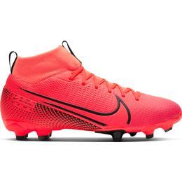 Nike Jr. Mercurial Superfly 7 Academy MG - Laser Crimson/Laser Crimson/Black
