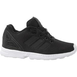 Adidas Kid's ZX Flux - Core Black/Core Black/Footwear White