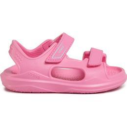 Crocs Kid's Swiftwater Expedition - Pink Lemonade