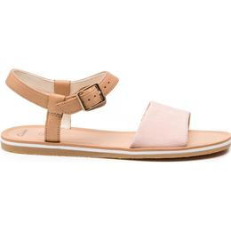 Clarks Youth Skylark Pure - Pink Combi Leather
