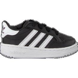 Adidas Infant Team Court - Core Black/Cloud White/Core Black