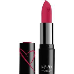 NYX Shout Loud Satin Lipstick Cherry Charm