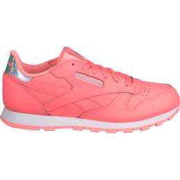 Reebok Classic Leather - Pink Sour Rose Melon White