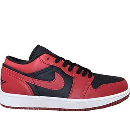 Nike Air Jordan 1 Low M - Gym Red/White/Black