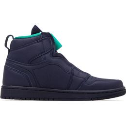 Nike Air Jordan 1 High Zip W - Blackened Blue/White/Neptune Green