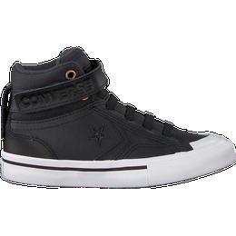 Converse Kid's Pro Blaze Strap Martian Hi - Almost Black/Black/Mason