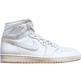 Nike Air Jordan 1 Retro High Premium - Pure Platinum/Desert Sand