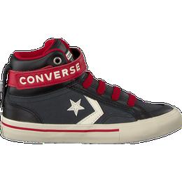 Converse Pro Blaze Strap High Top - Black/Red