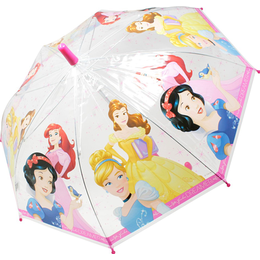 Disney Princess Cinderella Stick Umbrella Pink