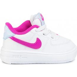 Nike Force 1 '18 TD - White/Hydrogen Blue/Fire Pink
