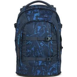 Satch Pack - Blue Compass