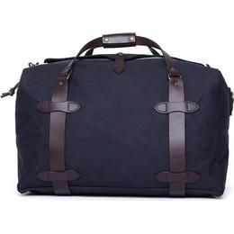 Filson Medium Rugged Twill Duffle Bag - Navy