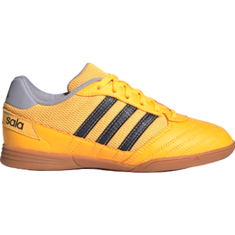 Adidas Junior Super Sala - Solar Gold/Collegiate Navy/Glory Grey