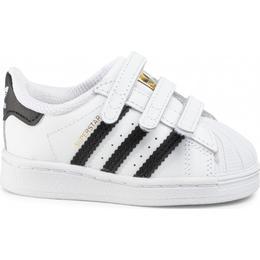 Adidas Infant Superstar CF - Cloud White/Core Black/Cloud White