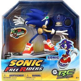 Sonic Free Riders The Hedgehog Remote Control Skateboard