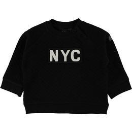 Petit by Sofie Schnoor Sweat NYC - Sort (P161560)