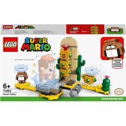Lego Super Mario Toad's Desert Pokey Expansion Set 71363