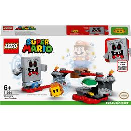 Lego Super Mario Toad's Whomp's Lava Trouble Expansion Set 71364