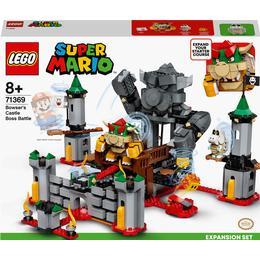 Lego Super Mario Bowsers Slot Bosskamp Udvidelsessæt 71369
