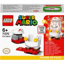 Lego Super Mario Toad's Fire Mario Power-Up Pack 71370