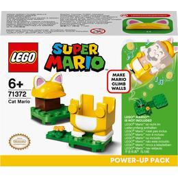 Lego Super Mario Toad's Cat Mario Power-Up Pack 71372