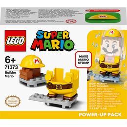 Lego Super Mario Toad's Builder Mario Power-Up Pack 71373