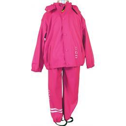 Mikk-Line PU Regntøj - Pink (3330-525)