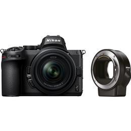 Nikon Z5 + Z 24-50mm + FTZ Adapter