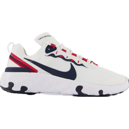 Nike Renew Element 55 GS - Summit White/University Red/Platinum Tint/Obsidian