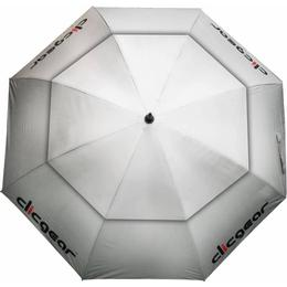 Clicgear Dual Canopy Umbrella Silver
