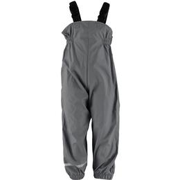 Mikk-Line Baby Rain Trousers - Grey (3302-156)