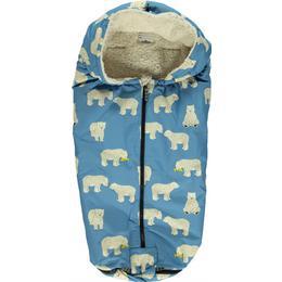Småfolk Kørepose Isbjørn