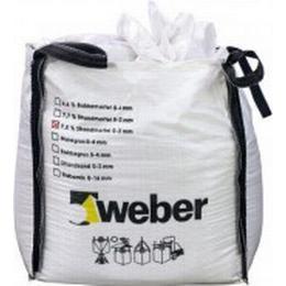 Weber Støbemix 0-16mm 500L