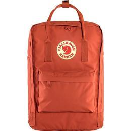 """Fjällräven Kånken Laptop 15"""" - Rowan Red"""