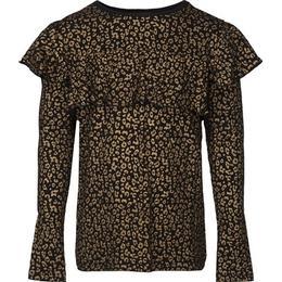 Petit by Sofie Schnoor Leopard Top - Black