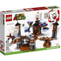 Lego Super Mario King Boo & Haunted Garden 71377