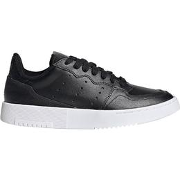 Adidas Junior Supercourt - Core Black/Core Black/Cloud White