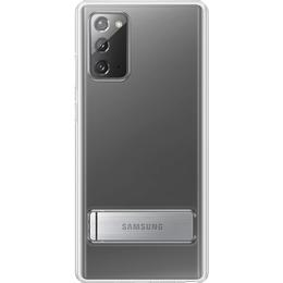 Samsung Clear Standing Cover for Galaxy Note 20