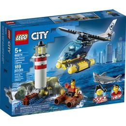 Lego City Elite Police Lighthouse Capture 60274