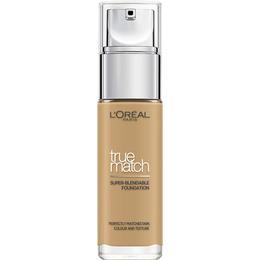 L'Oreal Paris True Match Liquid Foundation 6.W Golden Honey