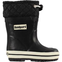 Bundgaard Sailor Rubber Boots Warm - Black