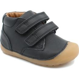 Bundgaard Petit Velcro - Black/Gum