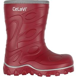 CeLaVi Thermal Wellies - Rio Red