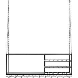 Nordal Loft 120cm Væghylde