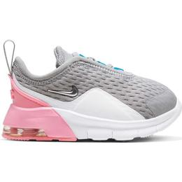 Nike Air Max Motion 2 TD - Light Solar Flare Heather/Pink/Laser Blue/Metallic Silver